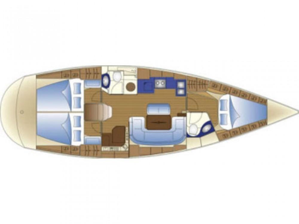 Bavaria Bavaria 42 Cruiser te huur van particulier of professional in Trogir
