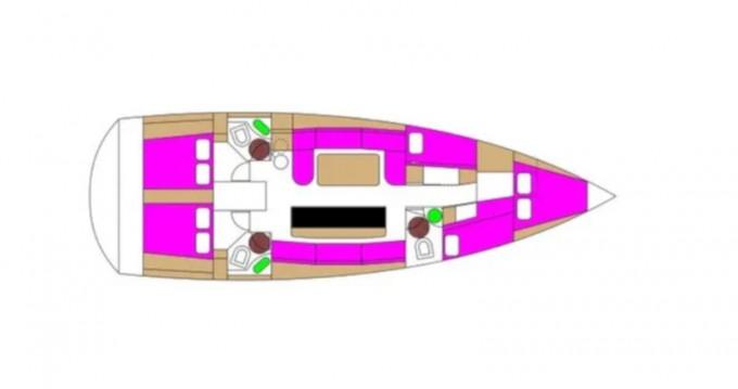Huur Zeilboot met of zonder schipper D&D Yacht in Biograd na Moru