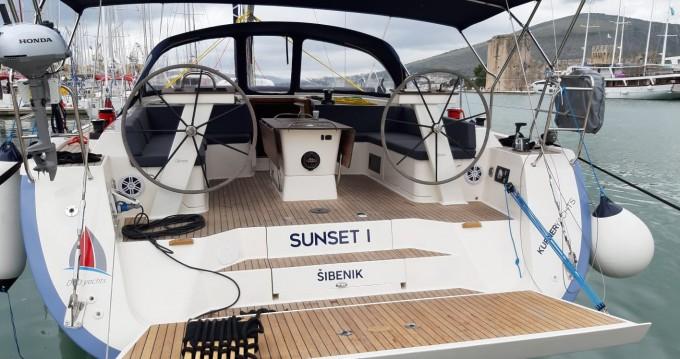 Verhuur Zeilboot in Biograd na Moru - D&D Yacht D&D Kufner 50