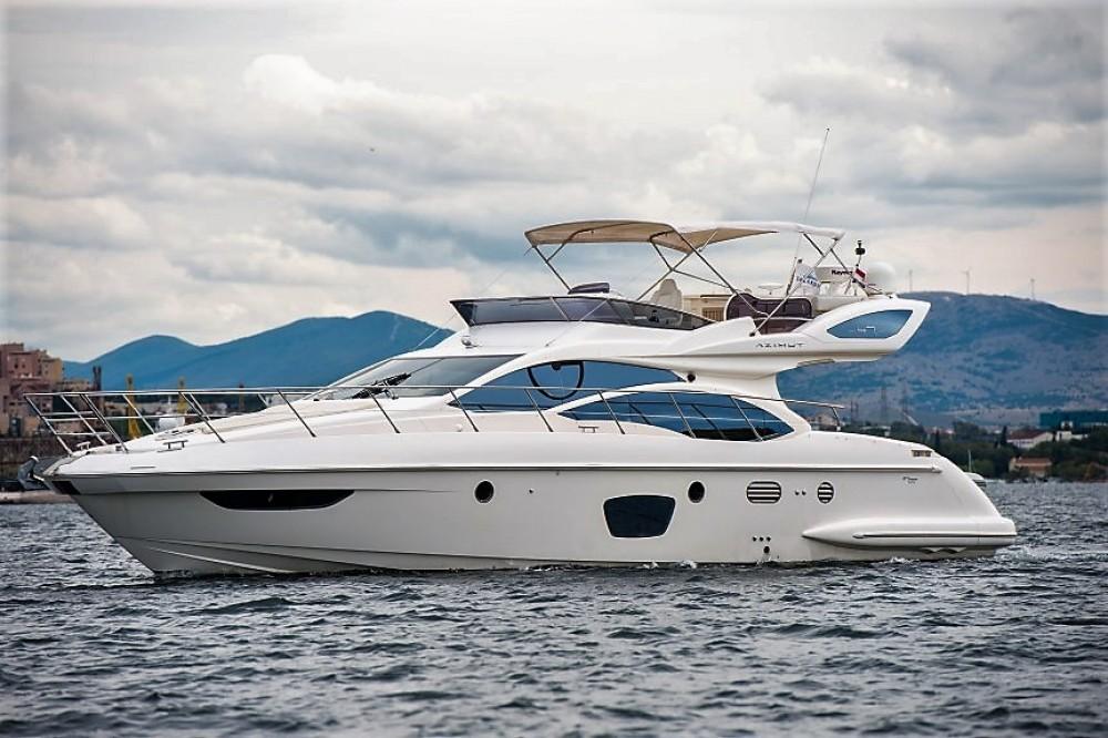 Verhuur Motorboot in  - Azimut Azimut 47 Fly