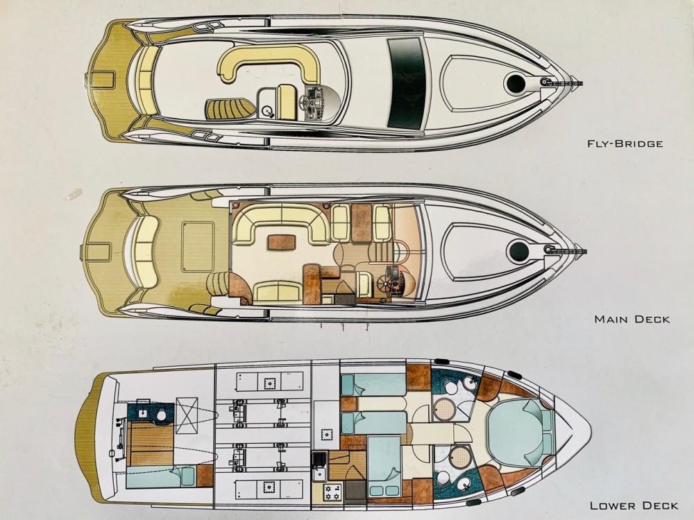 Jachthuur in Marina de Alimos - Gulf Craft Majesty 50 Fly via SamBoat