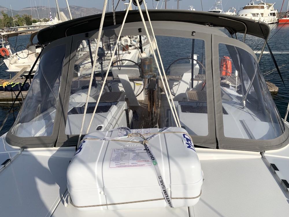 Huur Zeilboot met of zonder schipper Hanse in Λαύριο