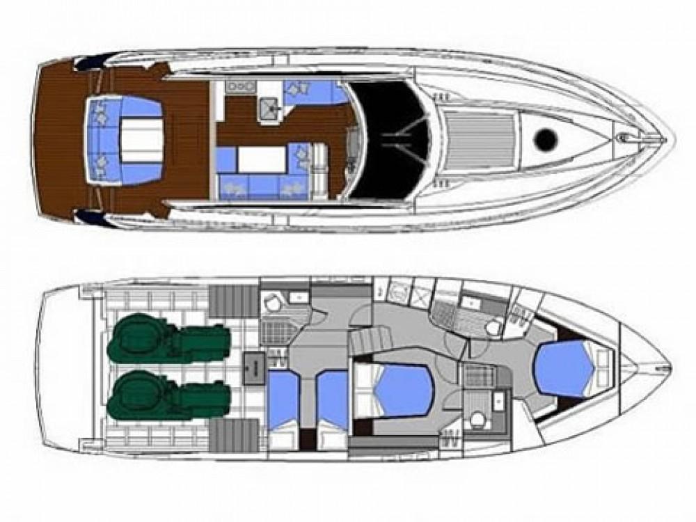 Huur Motorboot met of zonder schipper Absolute in Lávrio
