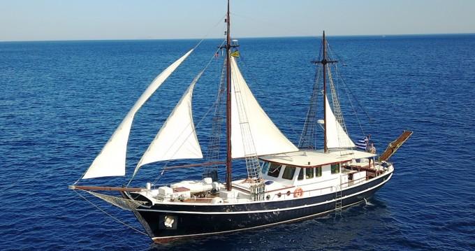 Verhuur Zeilboot in Athene -  Joanna K