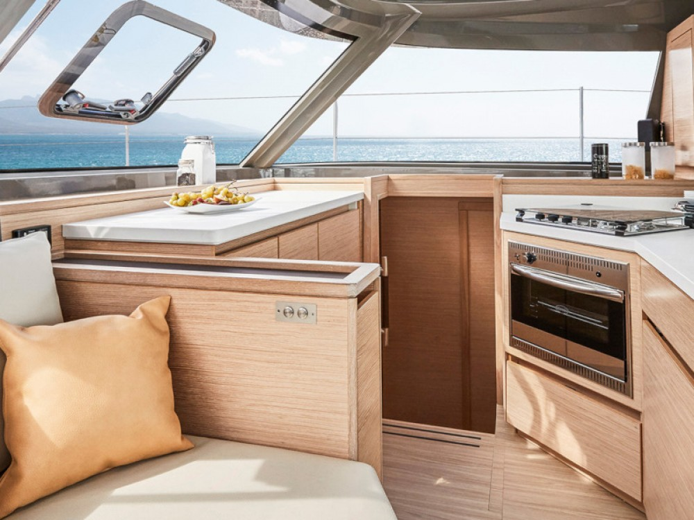 Jachthuur in Marina de Alimos - Nautitech Nautitech Open 40 via SamBoat