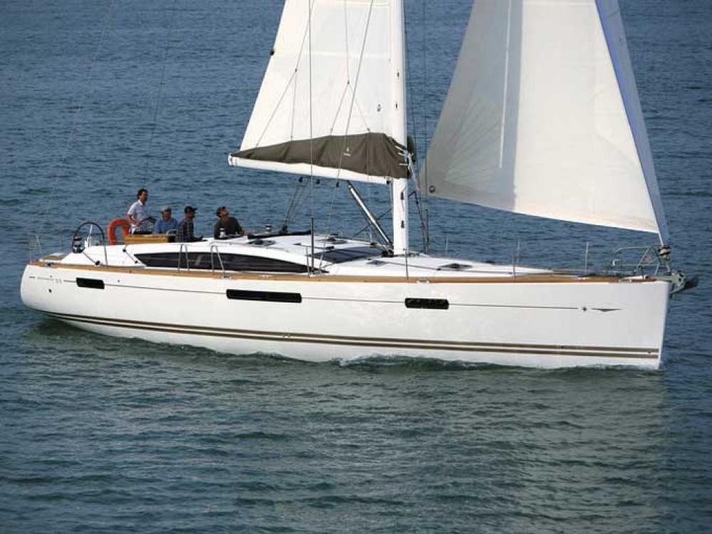 Verhuur Zeilboot in Sotsji - Jeanneau Jeanneau 53