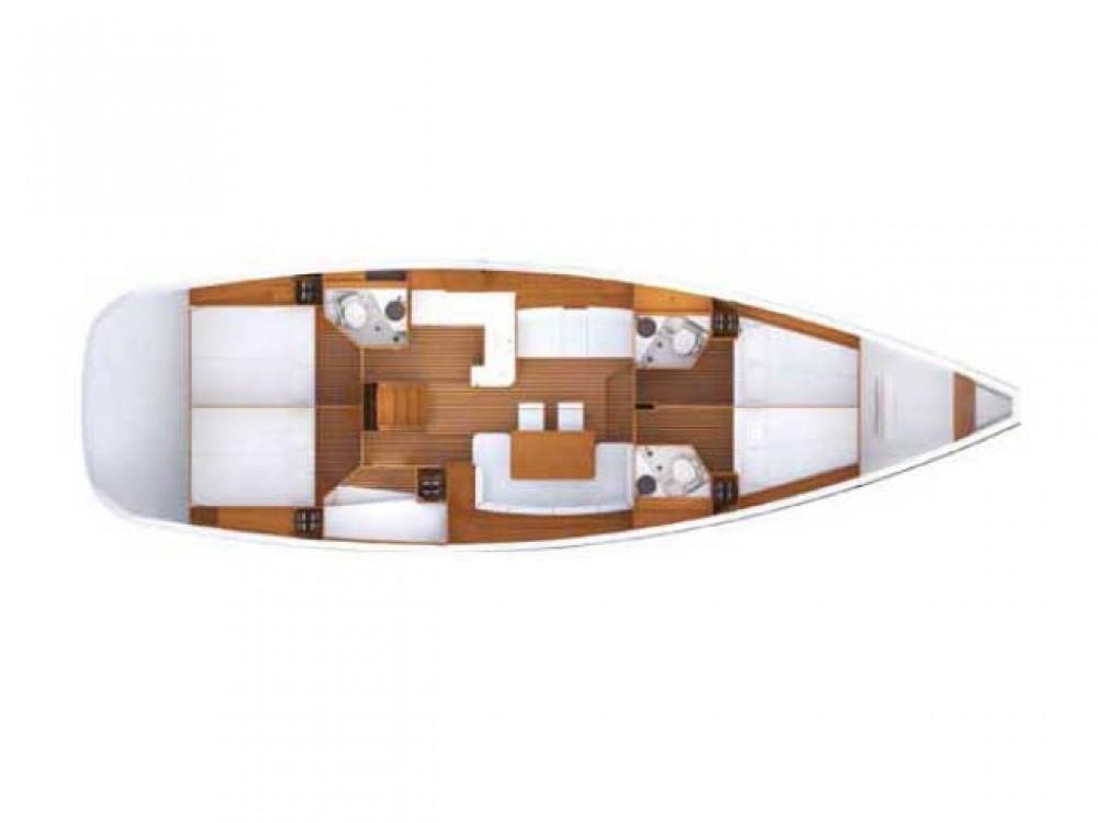 Jachthuur in Sotsji - Jeanneau Jeanneau 53 via SamBoat