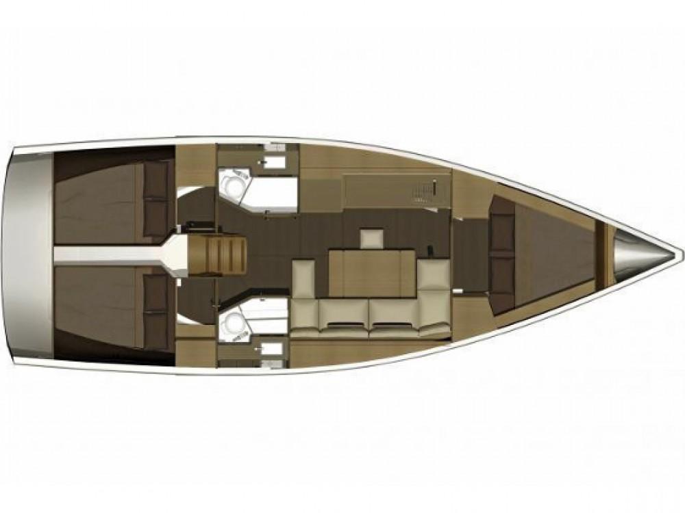 Bootverhuur Dufour Dufour 382 in  via SamBoat