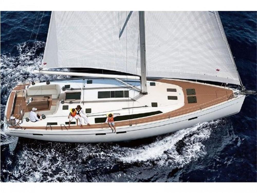 Bootverhuur Leucade goedkoop Bavaria Cruiser 51