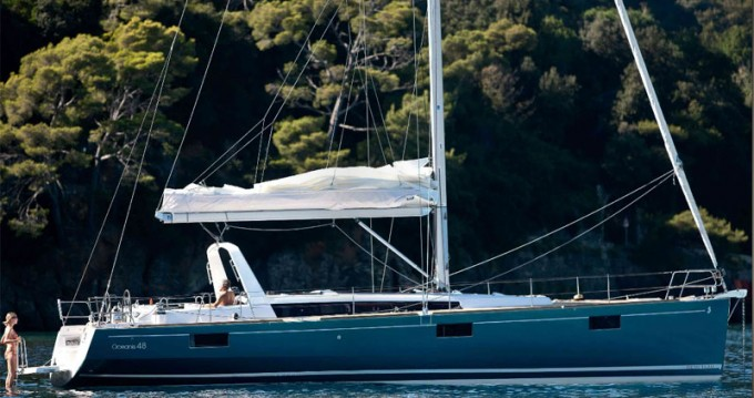 Verhuur Zeilboot in Split - Bénéteau Oceanis 48