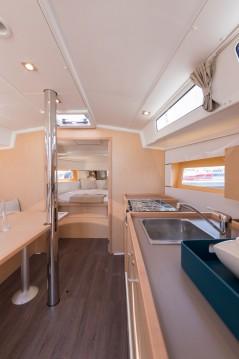 Verhuur Zeilboot in Split - Bénéteau Oceanis 38.1