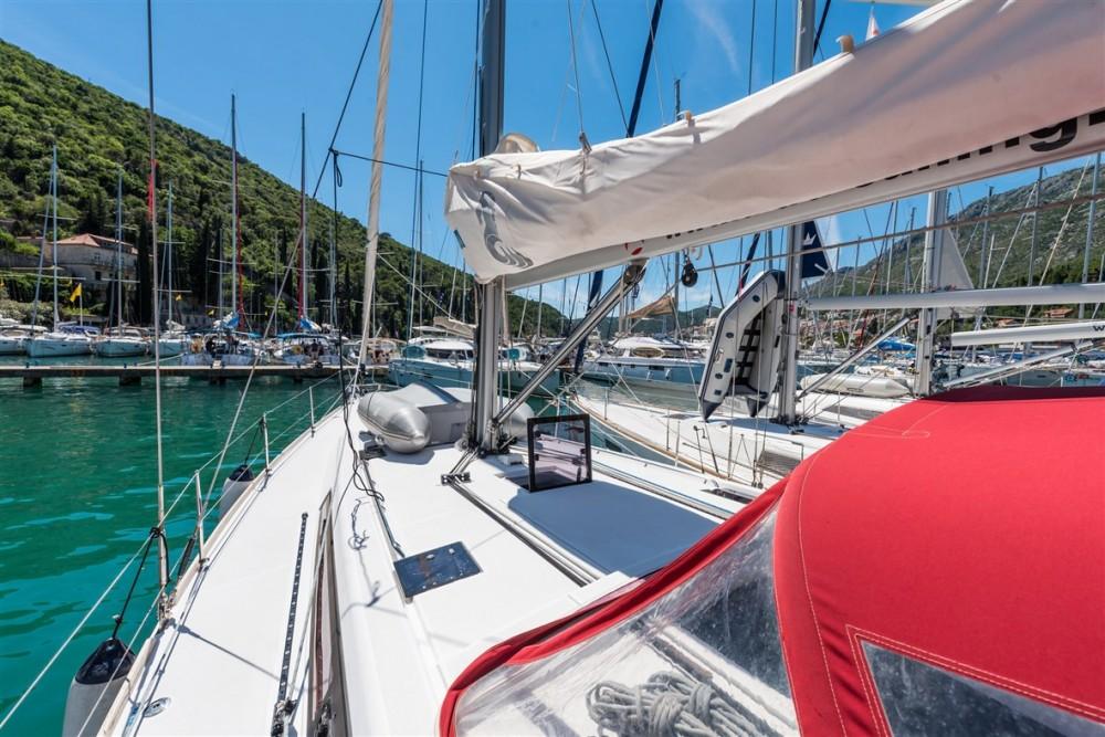 Verhuur Zeilboot in Komolac - Bénéteau Oceanis 48