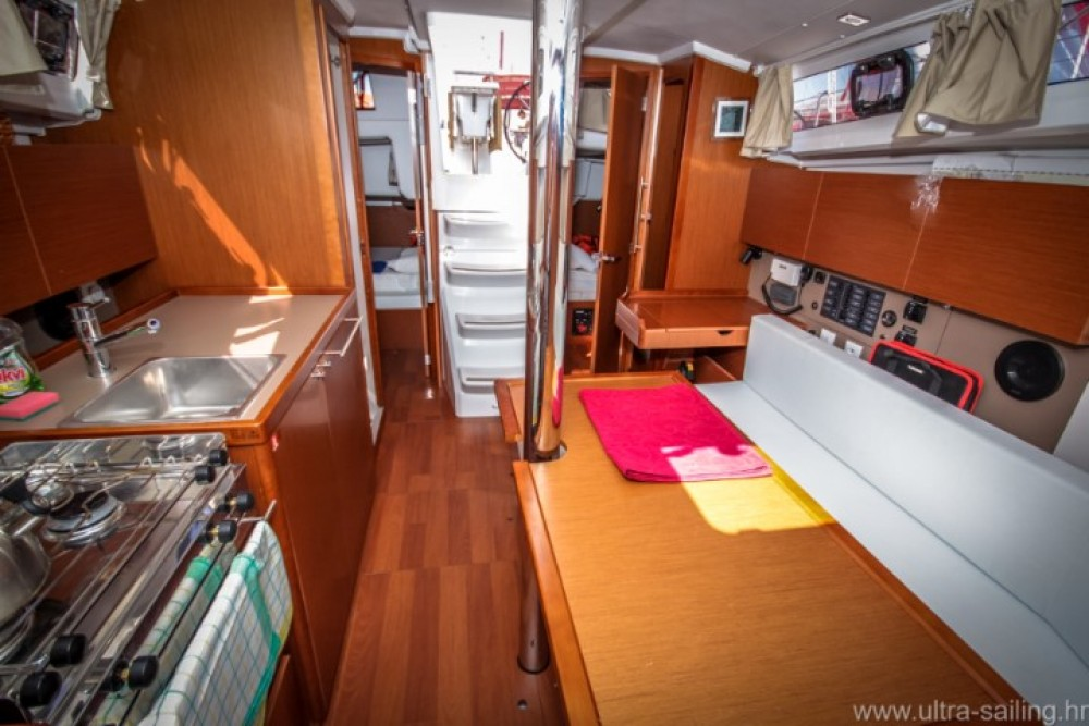 Huur een Bénéteau Oceanis 35 in Split