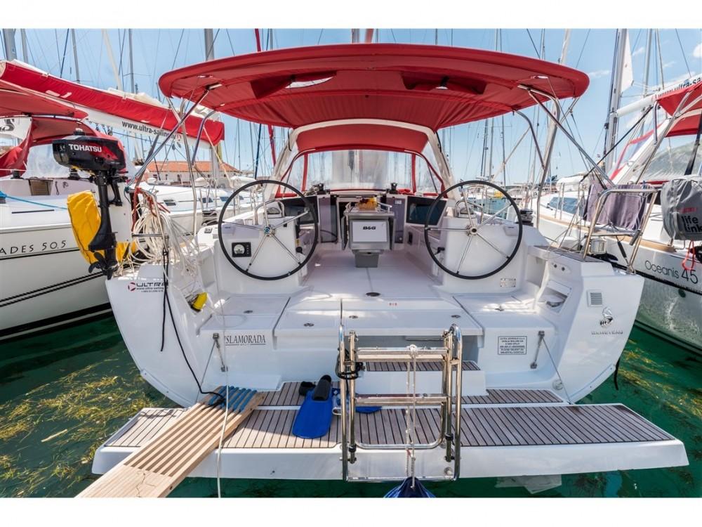 Bootverhuur Bénéteau Oceanis 41 in Split via SamBoat