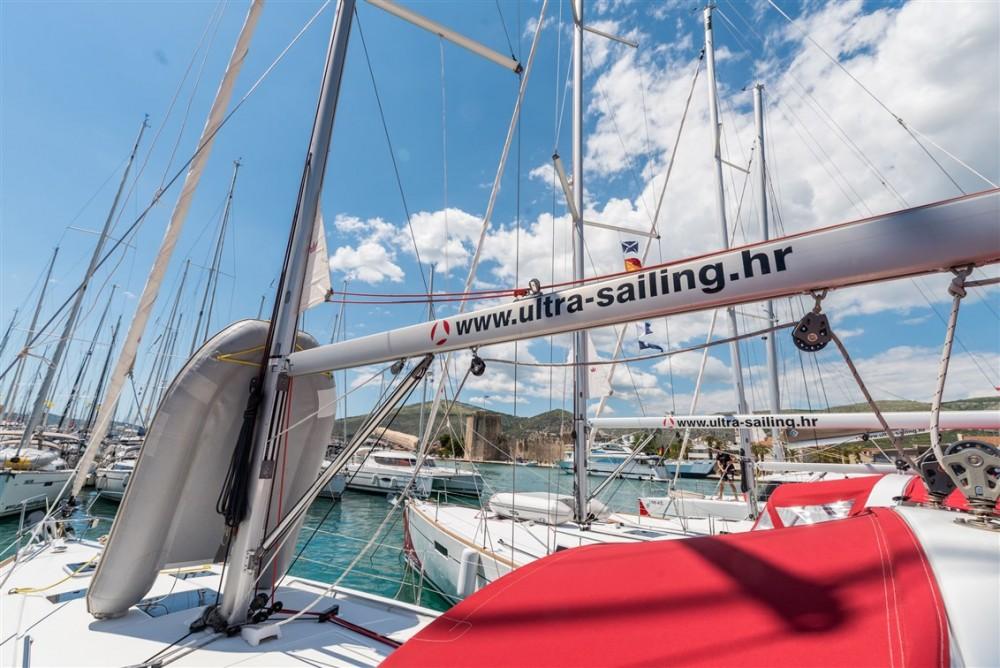 Huur een Bénéteau Oceanis 41 in Split