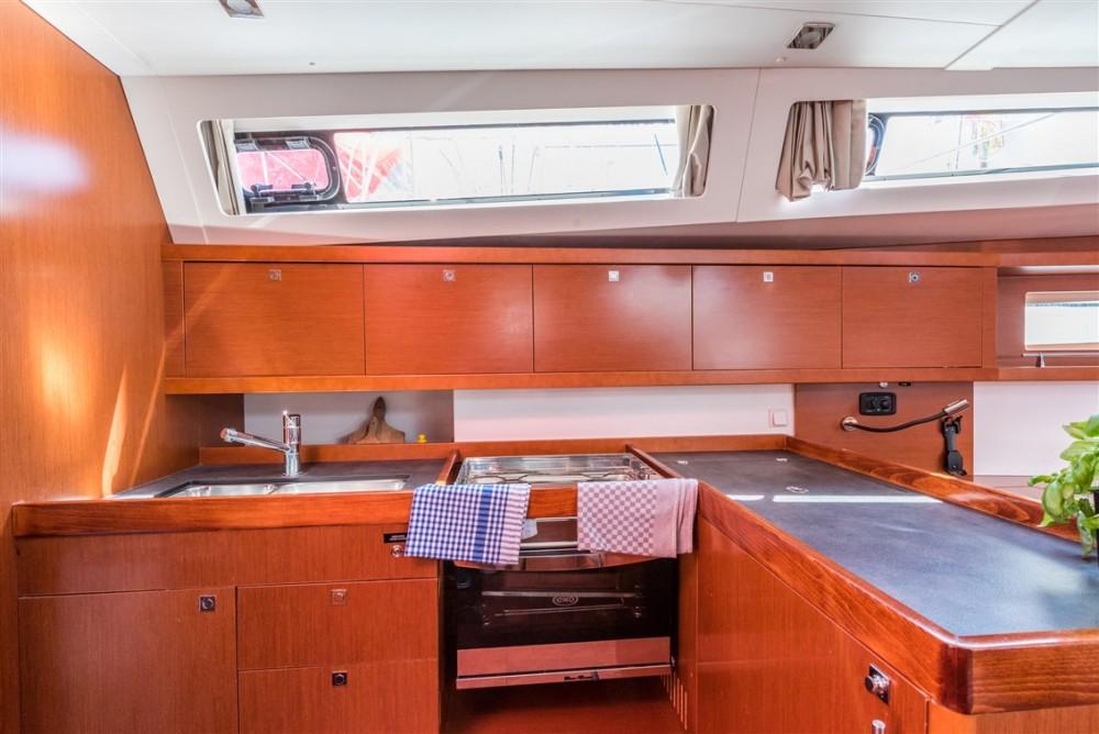 Verhuur Zeilboot in Split - Bénéteau Oceanis 41
