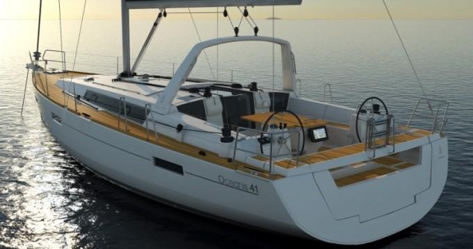 Bootverhuur Bénéteau Oceanis 41.1 in Pomer via SamBoat