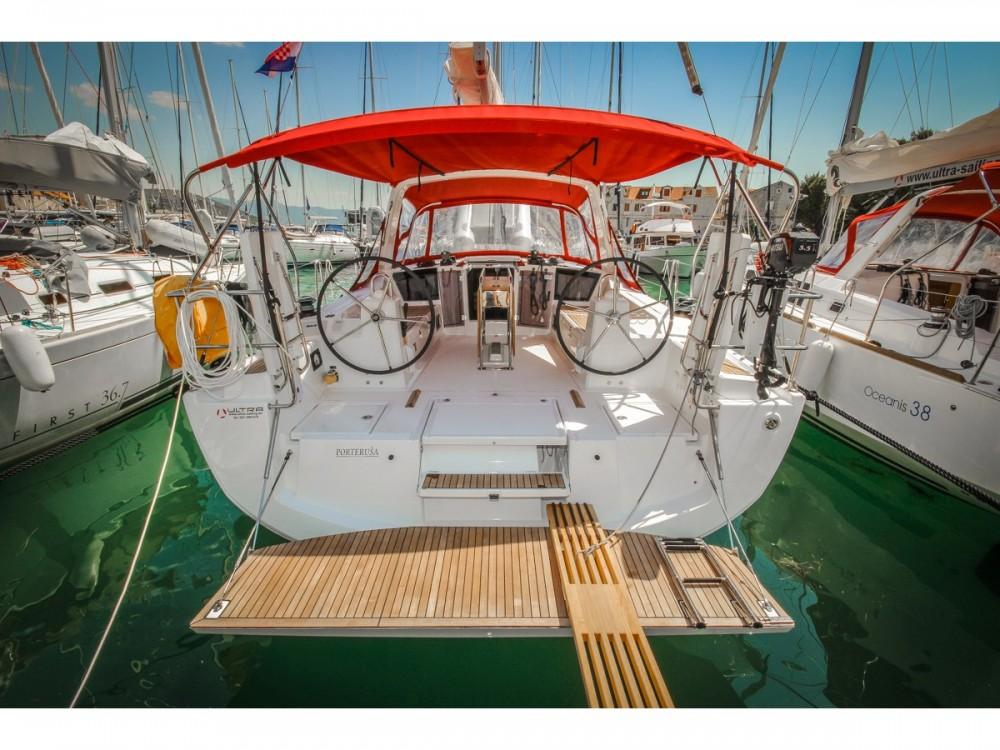 Verhuur Zeilboot in Pomer - Bénéteau Oceanis 41.1