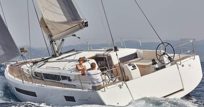 Verhuur Zeilboot in Athene - Jeanneau Sun Odyssey 490