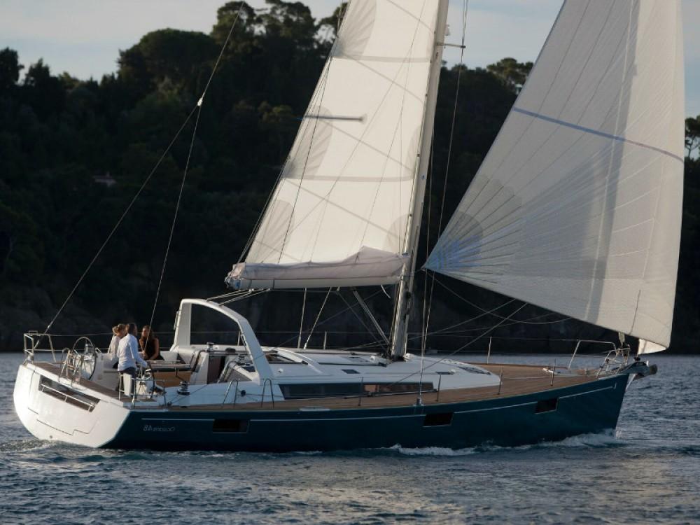Bootverhuur Bénéteau Oceanis 48 in Álimos via SamBoat