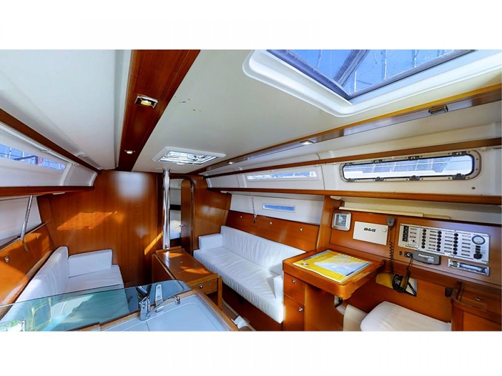Verhuur Zeilboot in Rogoznica - Dufour Dufour 34 Performance