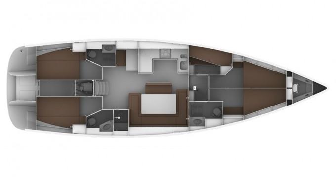Jachthuur in Mykonos (Island) - Bavaria Cruiser 50 via SamBoat