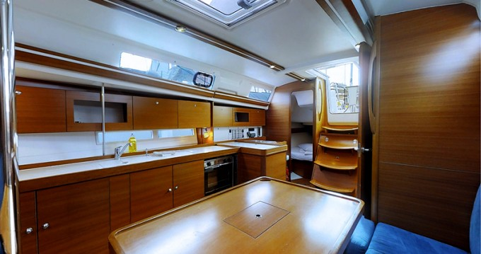 Dufour Dufour 375 Grand Large te huur van particulier of professional in Rogoznica