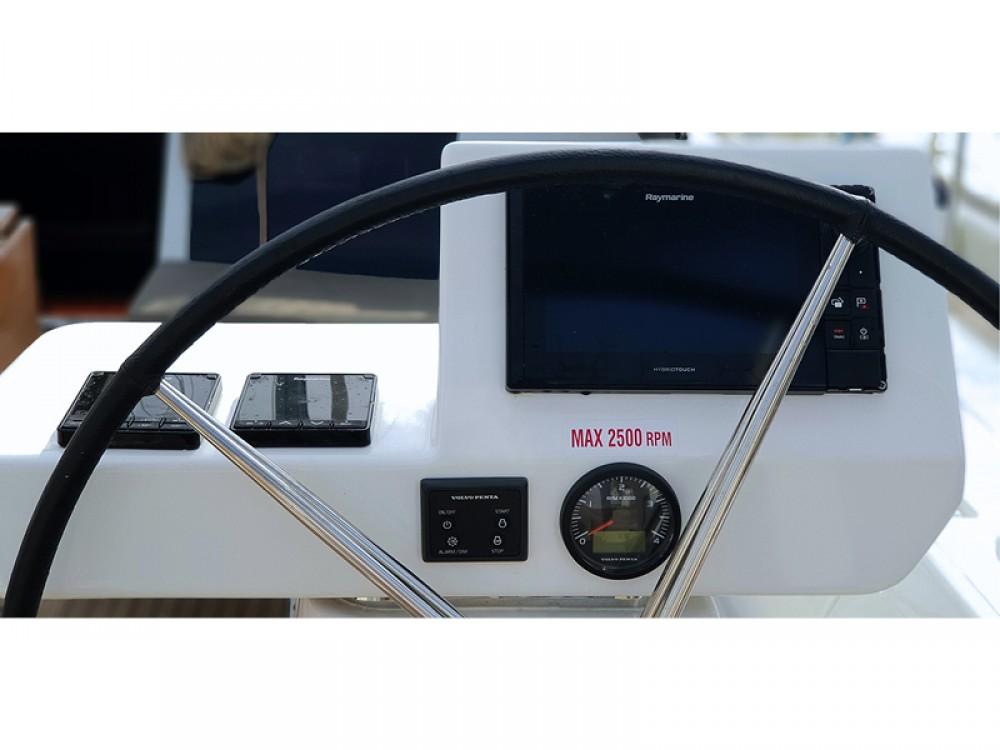 Verhuur Zeilboot in Rogoznica - Dufour Dufour 520 Grand Large