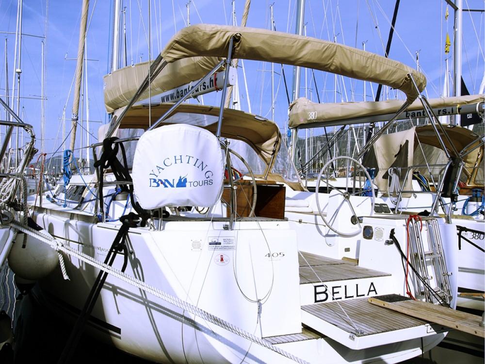 Bootverhuur Dufour Dufour 405 Grand Large in Rogoznica via SamBoat