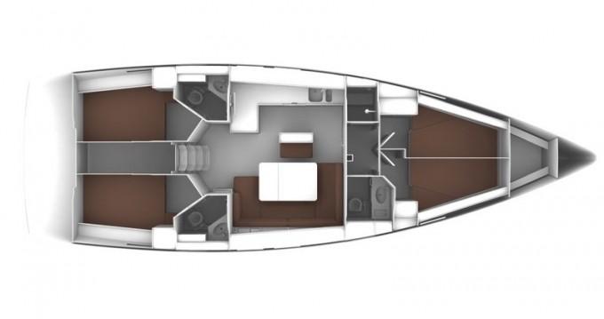 Jachthuur in Kos - Bavaria Cruiser 46 via SamBoat