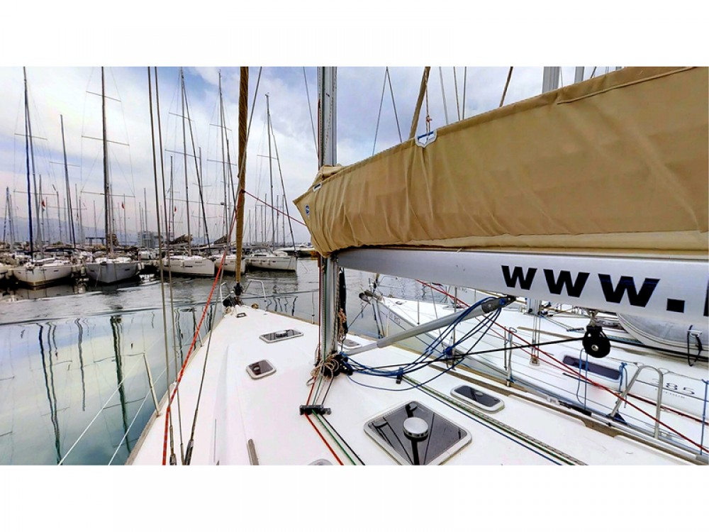 Verhuur Zeilboot in Rogoznica - Dufour Dufour 425 Grand Large