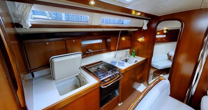 Bootverhuur Dufour Dufour 425 Grand Large in  via SamBoat