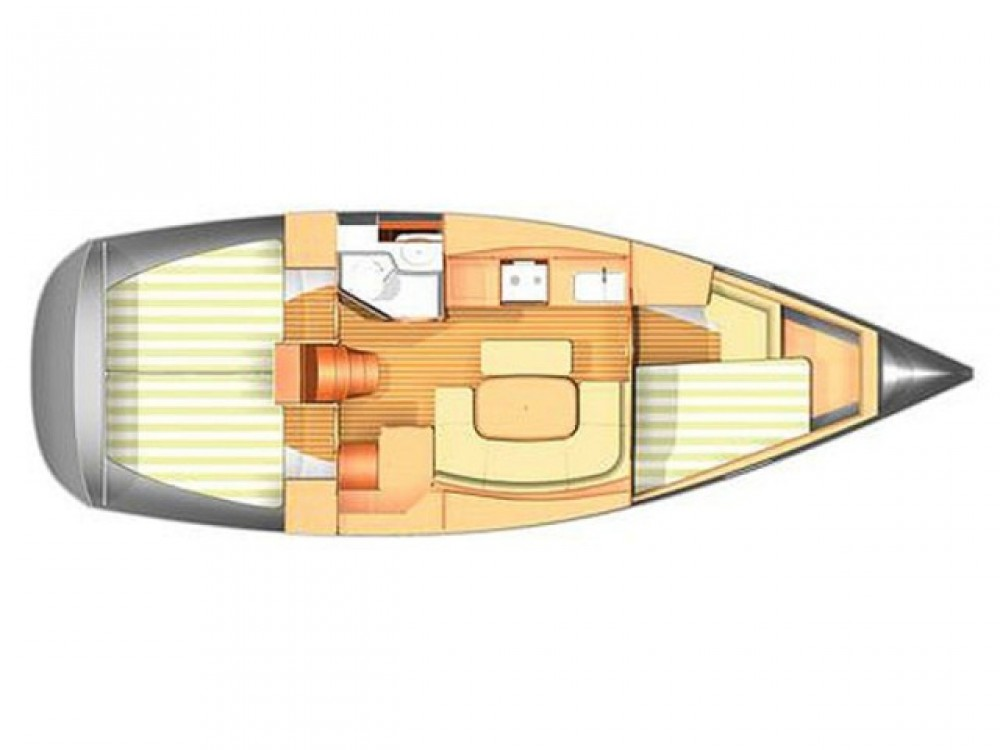 Verhuur Zeilboot in Álimos - Dufour Dufour 365 Grand Large