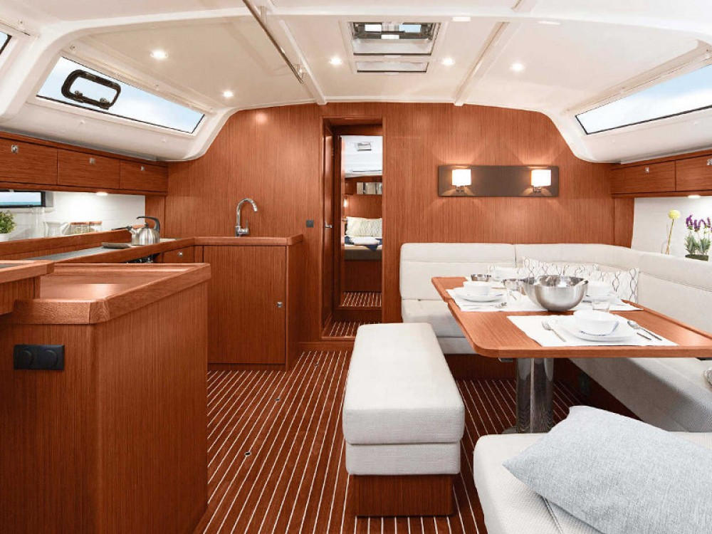Jachthuur in Leucade - Bavaria Bavaria Cruiser 51 via SamBoat