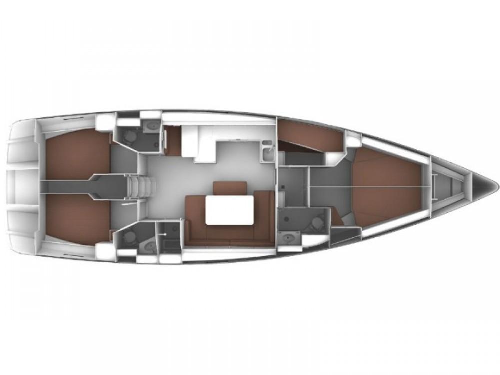 Huur Zeilboot met of zonder schipper Bavaria in Leucade
