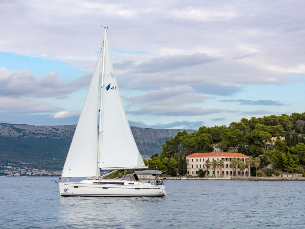 Bavaria Bavaria Cruiser 41 te huur van particulier of professional in ACI Marina Split
