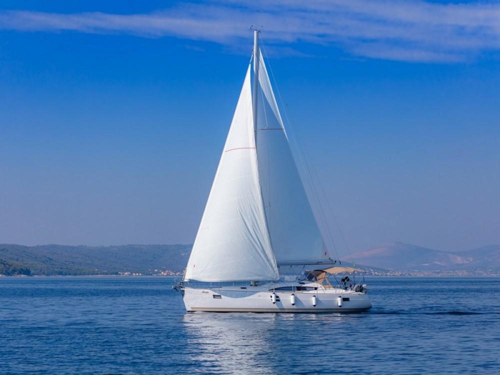 Bootverhuur Elan Elan 45 Impression in ACI Marina Split via SamBoat