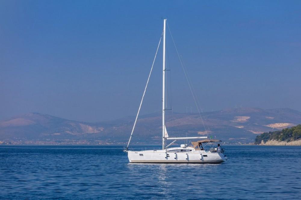 Huur Zeilboot met of zonder schipper Elan in ACI Marina Split