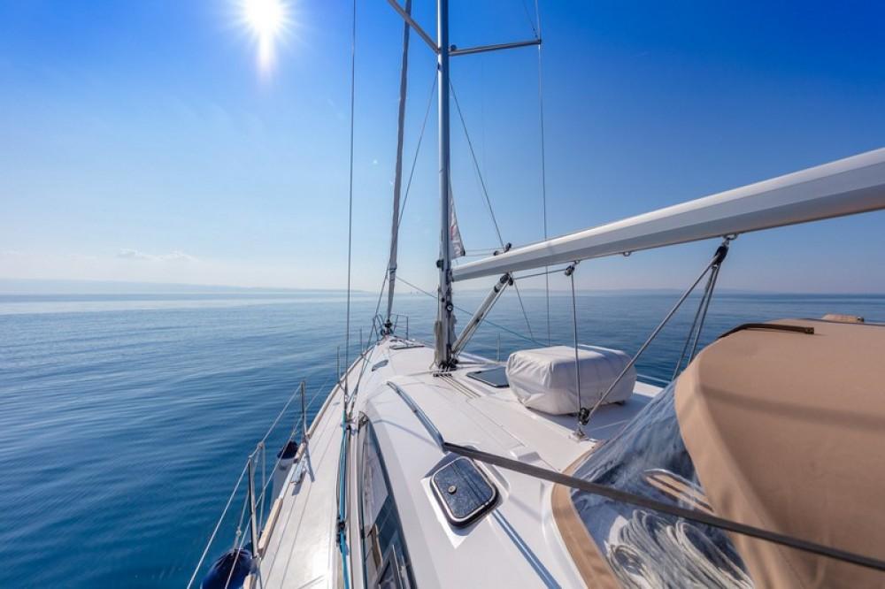 Jachthuur in ACI Marina Split - Elan Elan 45 Impression via SamBoat