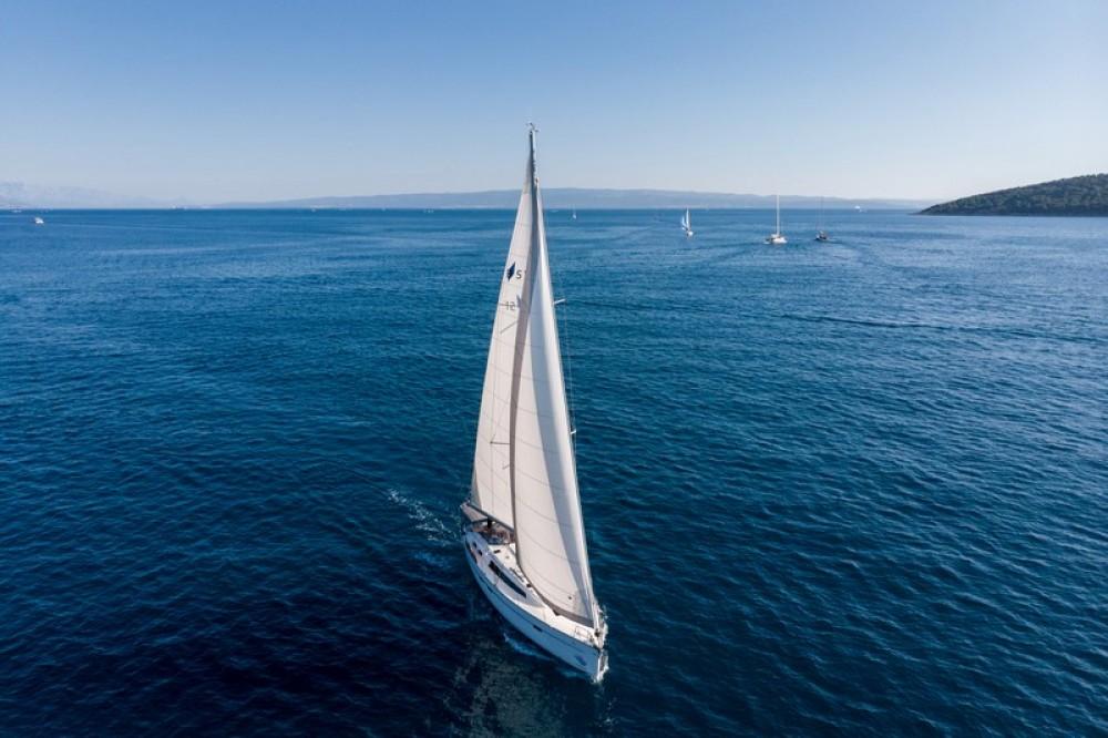 Verhuur Zeilboot in ACI Marina Split - Bavaria Bavaria Cruiser 51
