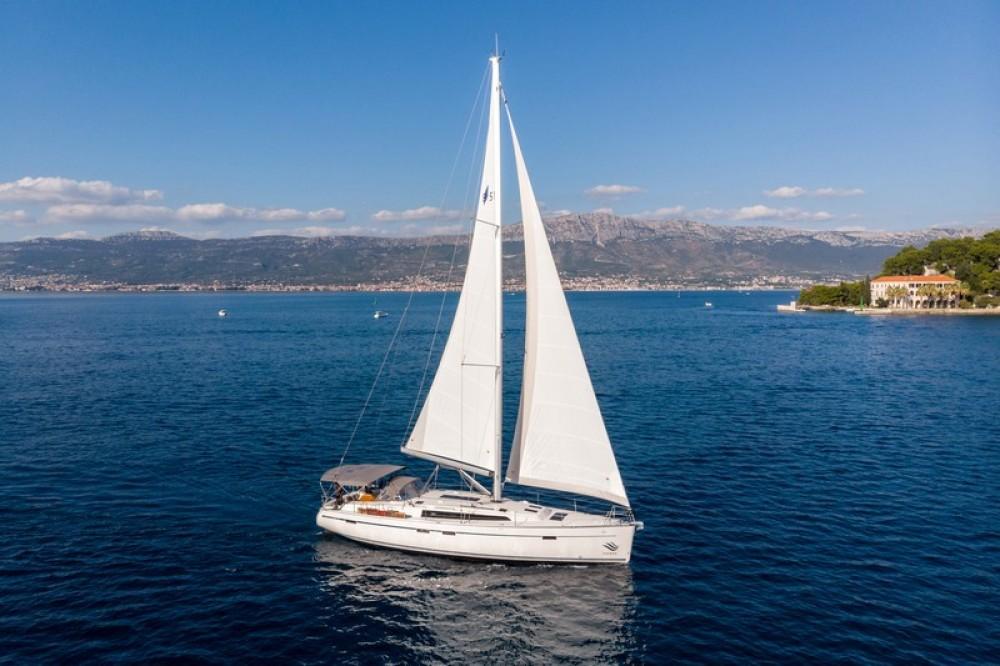 Bavaria Bavaria Cruiser 51 te huur van particulier of professional in ACI Marina Split