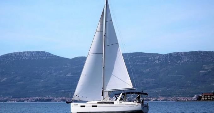 Huur een Bénéteau Beneteau Oceanis 35 in Split