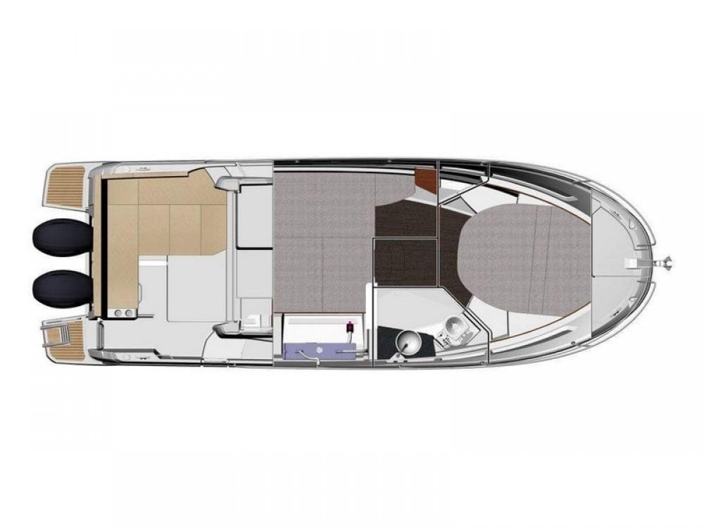 Jachthuur in ACI Marina Split - Jeanneau Jeanneau Merry Fisher 895 via SamBoat