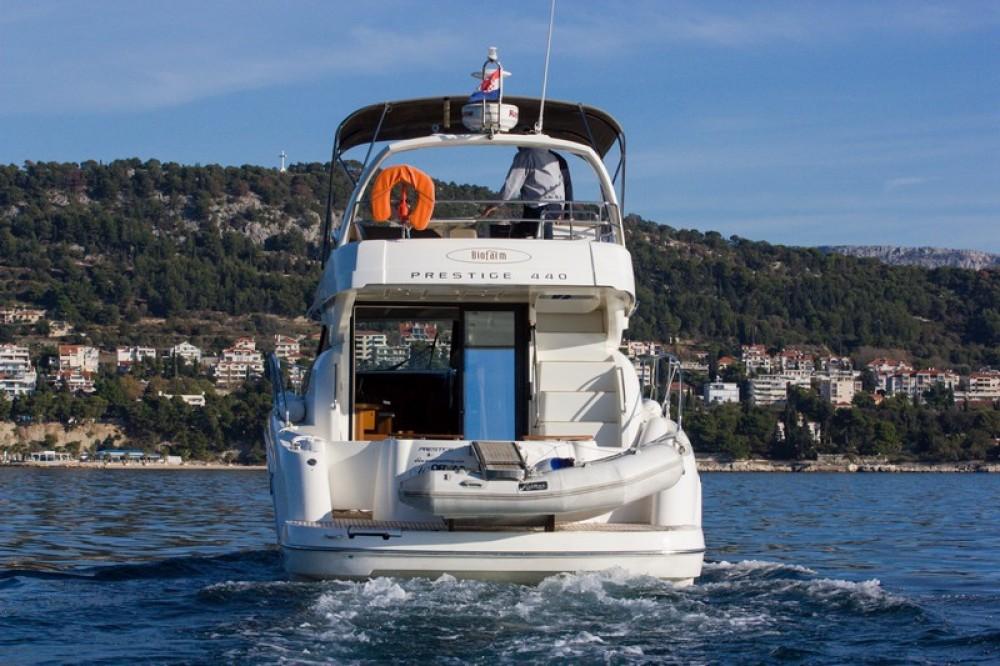 Jachthuur in Split - Jeanneau Jeanneau Prestige 440 via SamBoat