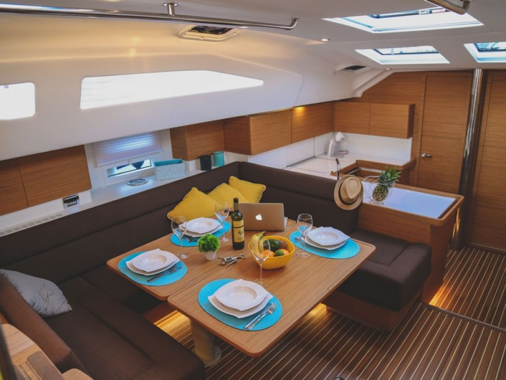 Verhuur Zeilboot in Split - Elan Elan 50 Impression