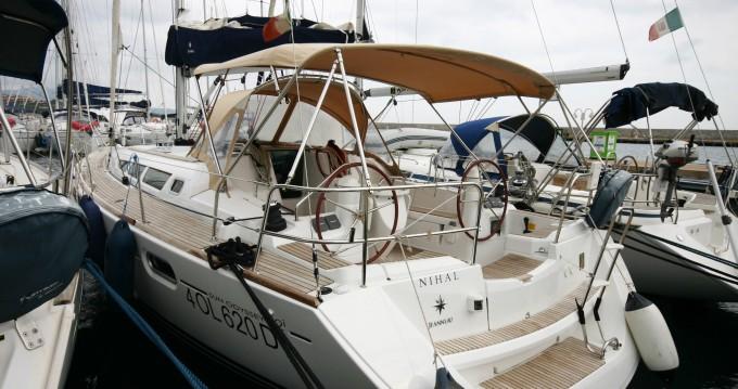 Bootverhuur Jeanneau Sun Odyssey 42i in San Miguel De Abona via SamBoat