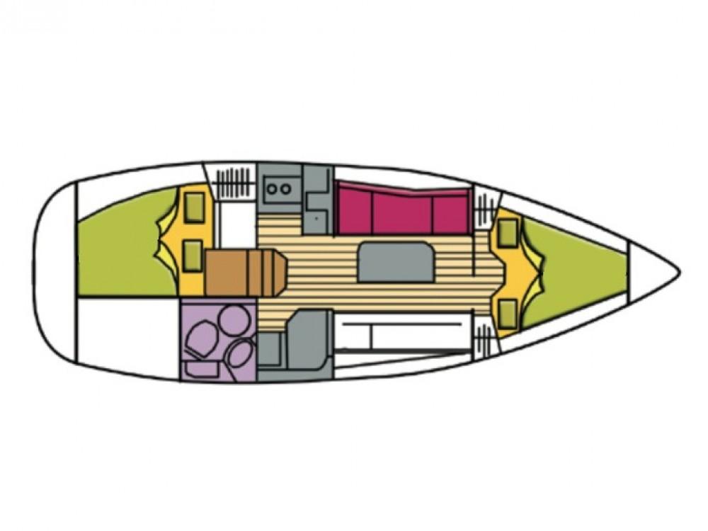 Bootverhuur Bavaria Bavaria 31 Cruiser in Olbia via SamBoat