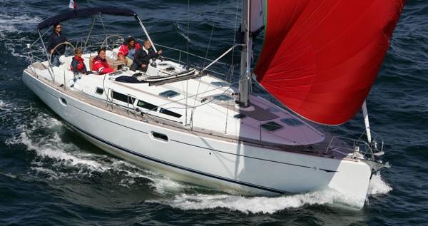 Verhuur Zeilboot in Castiglioncello - Jeanneau Sun Odyssey 45 08