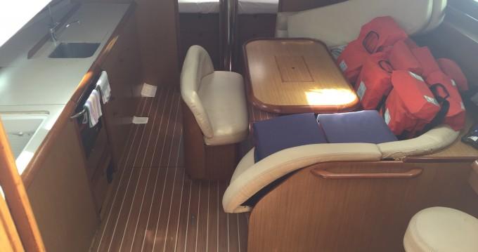 Bootverhuur Jeanneau Sun Odyssey 45 08 in Castiglioncello via SamBoat