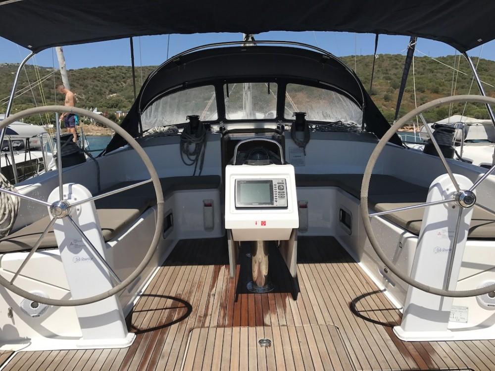 Bootverhuur Olbia goedkoop Bavaria Cruiser 51
